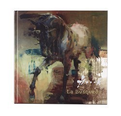 La Busqueda (Limited Book) by Christian Hook - Limited Edition Book sized 11x11 inches. Available from Whitewall Galleries